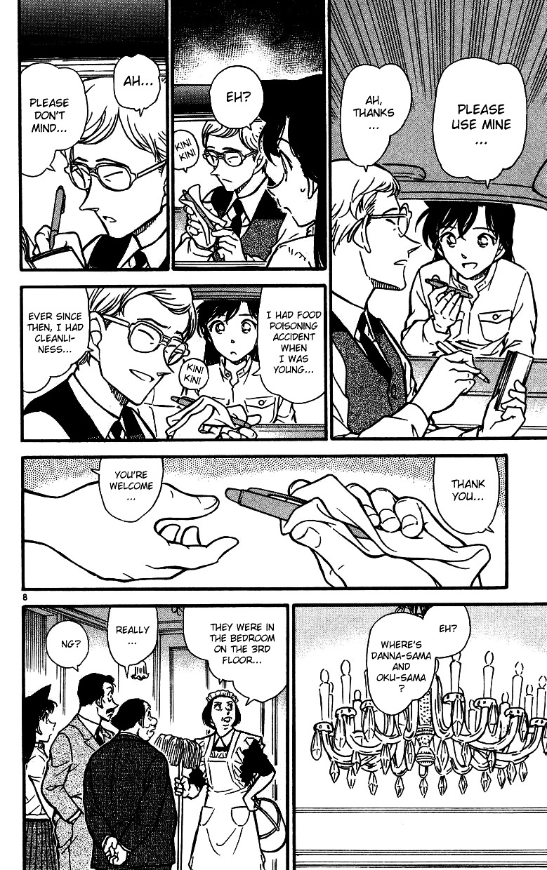 Detective Conan Chapter 494  Online Free Manga Read Image 8