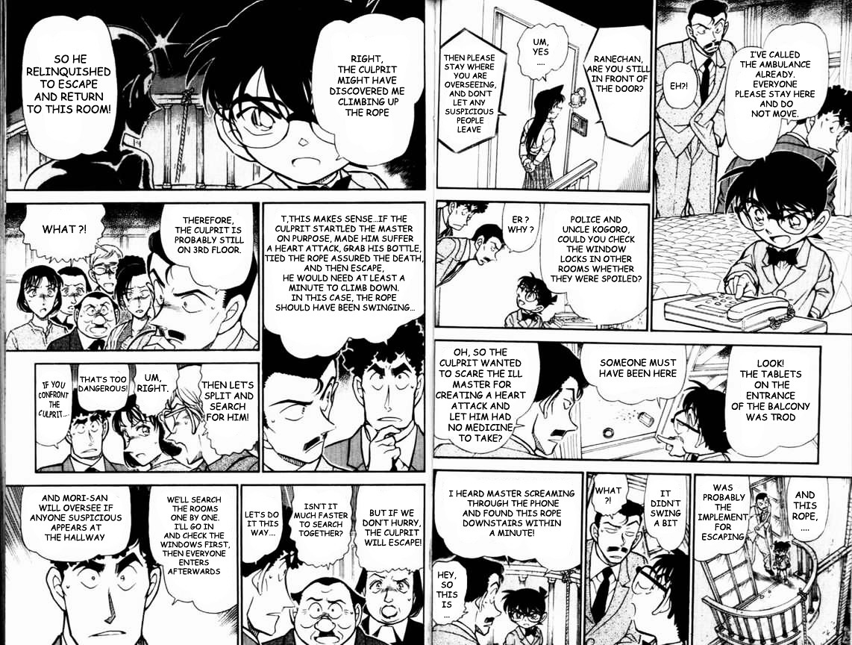 Detective Conan Chapter 496  Online Free Manga Read Image 4