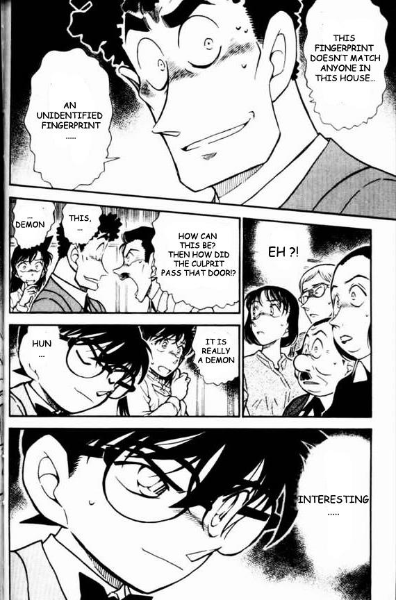 Detective Conan Chapter 496  Online Free Manga Read Image 9