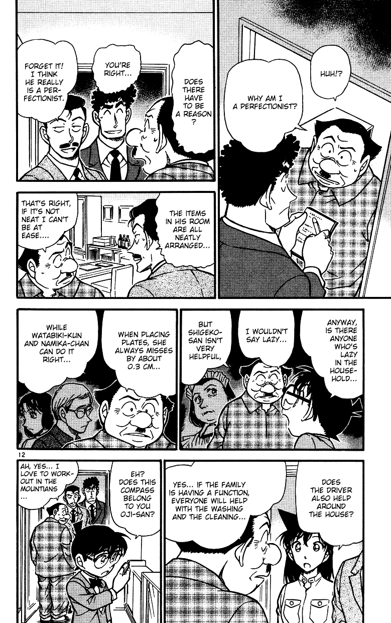 Detective Conan Chapter 497  Online Free Manga Read Image 12