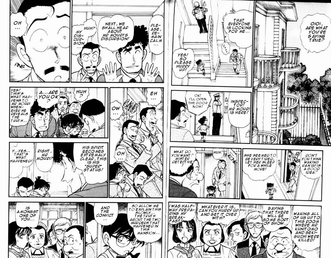 Detective Conan Chapter 498  Online Free Manga Read Image 2
