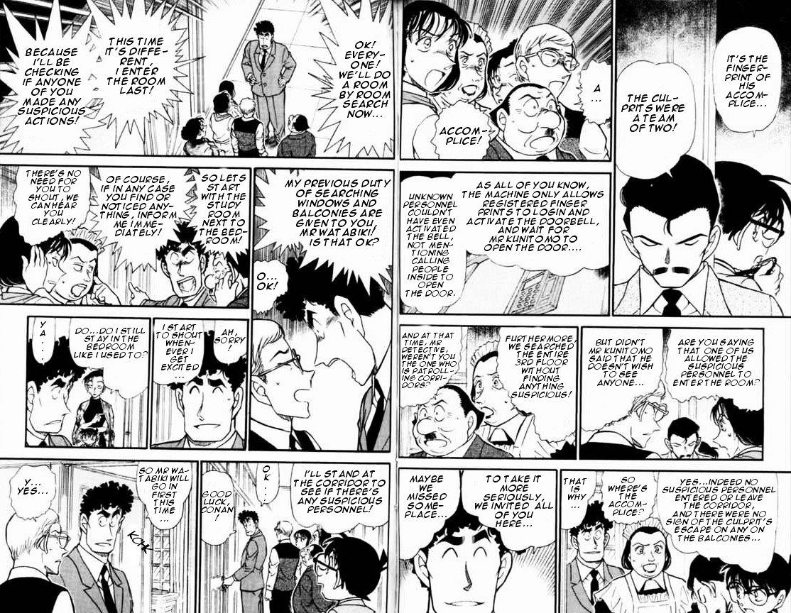 Detective Conan Chapter 498  Online Free Manga Read Image 4