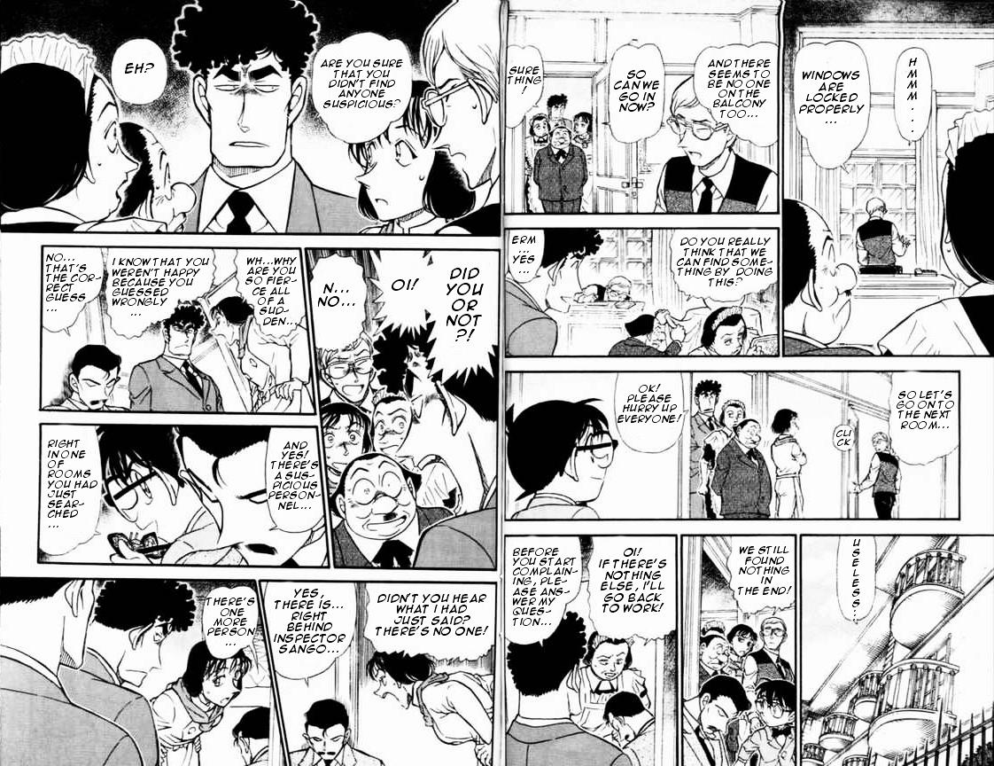 Detective Conan Chapter 498  Online Free Manga Read Image 5