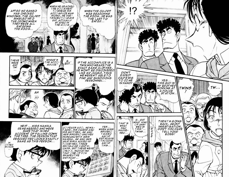 Detective Conan Chapter 498  Online Free Manga Read Image 6