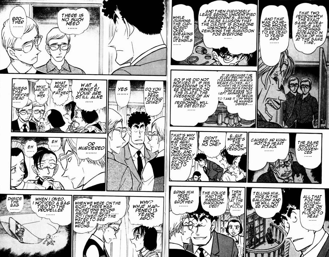 Detective Conan Chapter 498  Online Free Manga Read Image 8