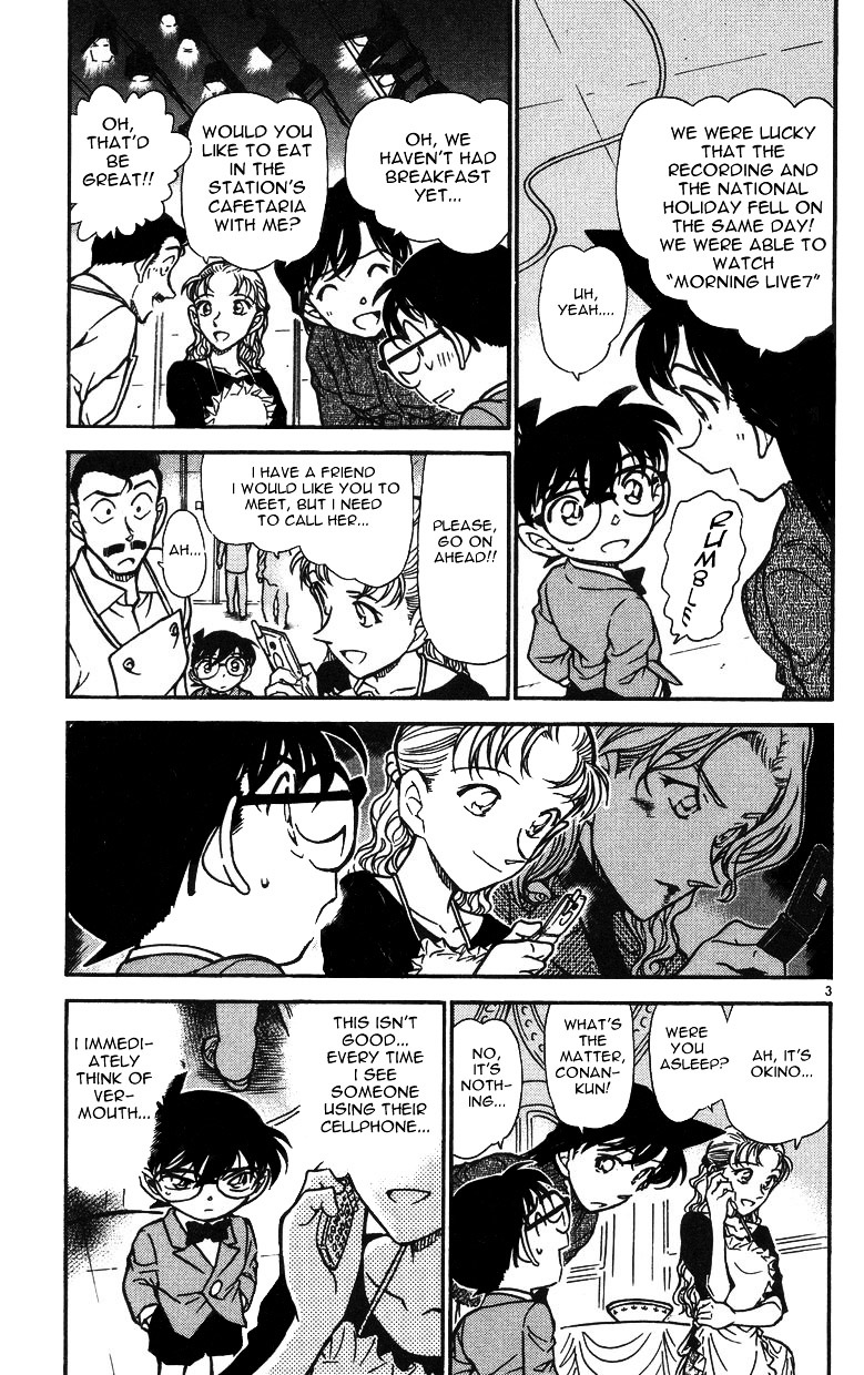 Detective Conan Chapter 499  Online Free Manga Read Image 3