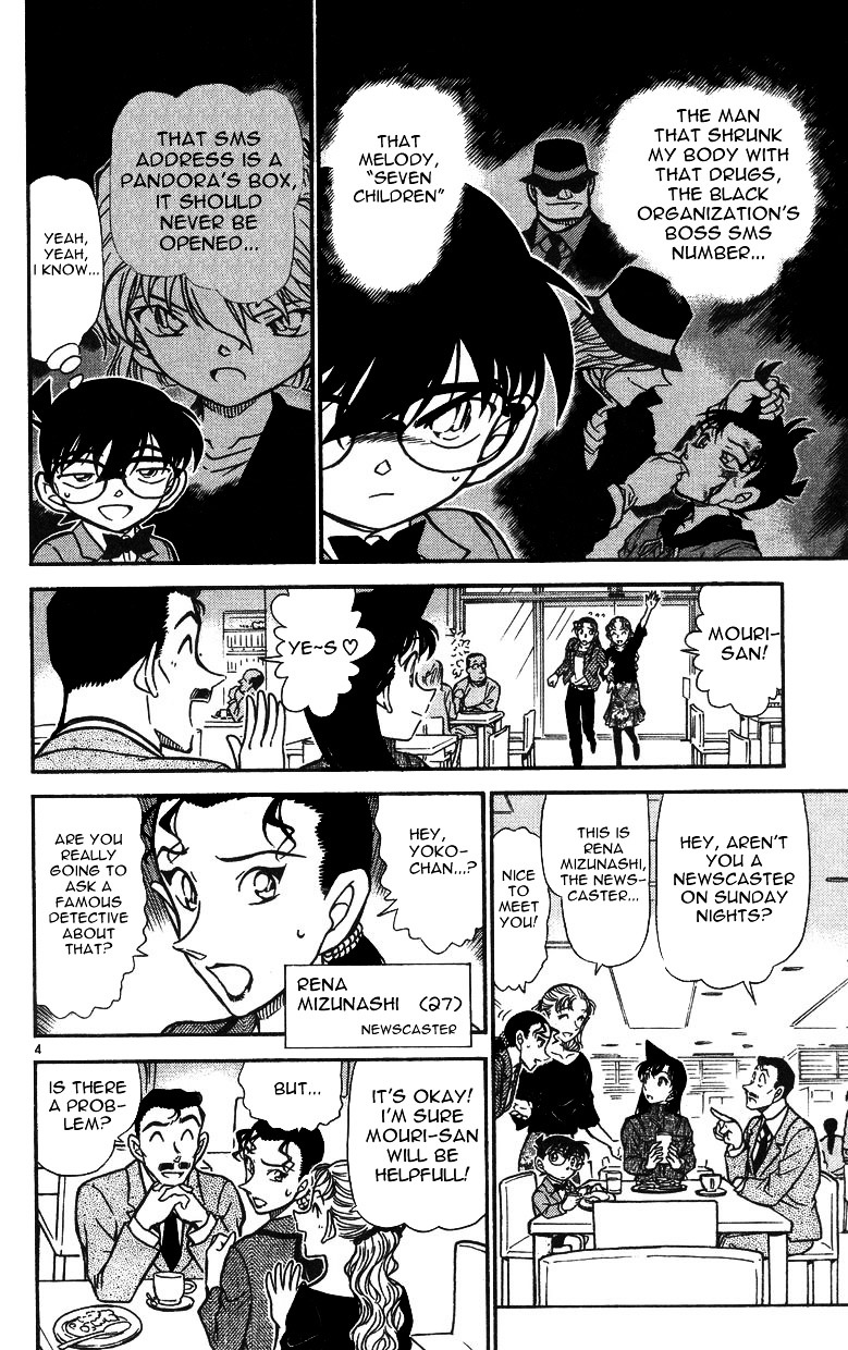 Detective Conan Chapter 499  Online Free Manga Read Image 4