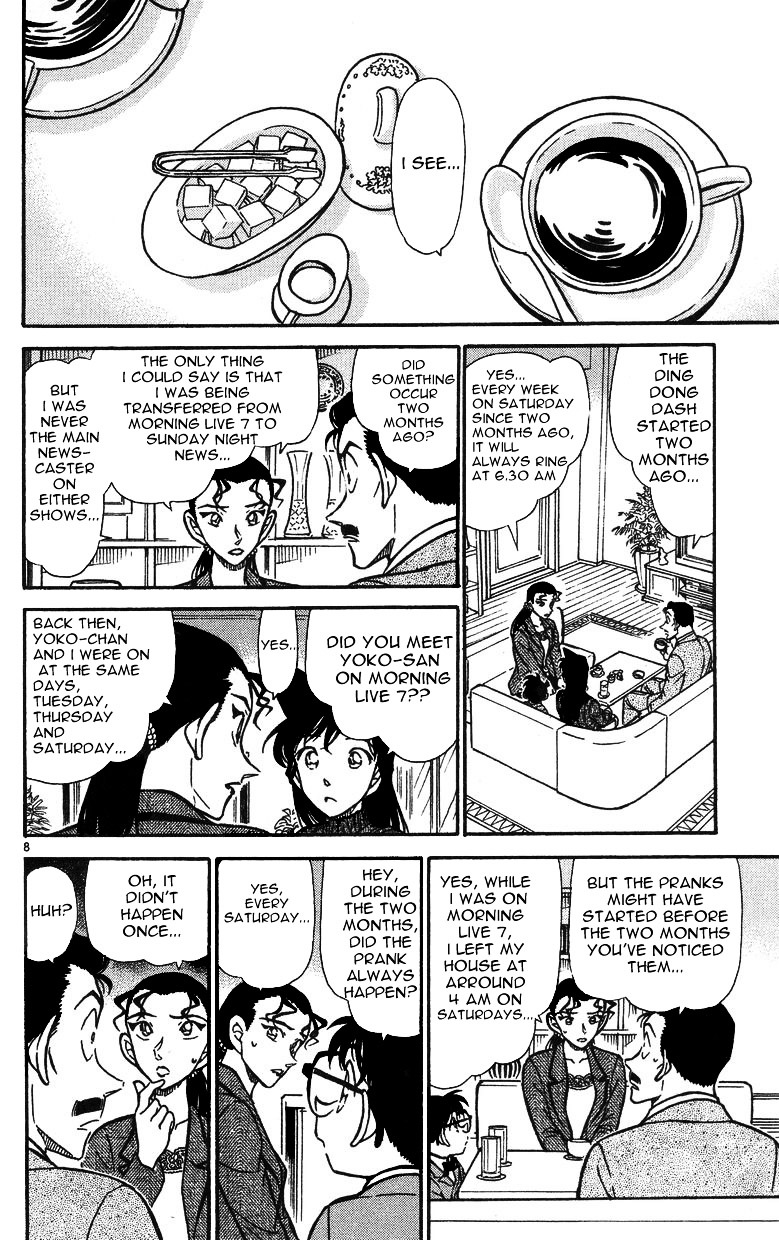 Detective Conan Chapter 499  Online Free Manga Read Image 8