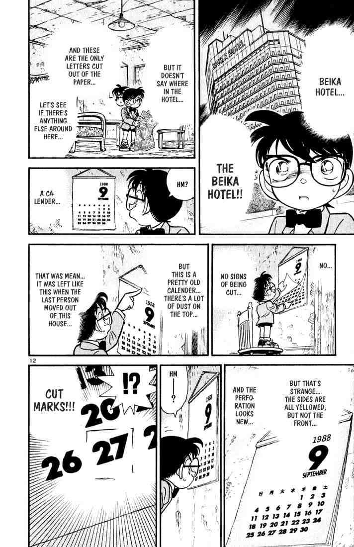 Detective Conan Chapter 50  Online Free Manga Read Image 12