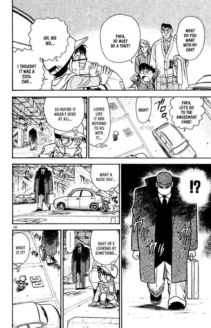 Detective Conan Chapter 50  Online Free Manga Read Image 16