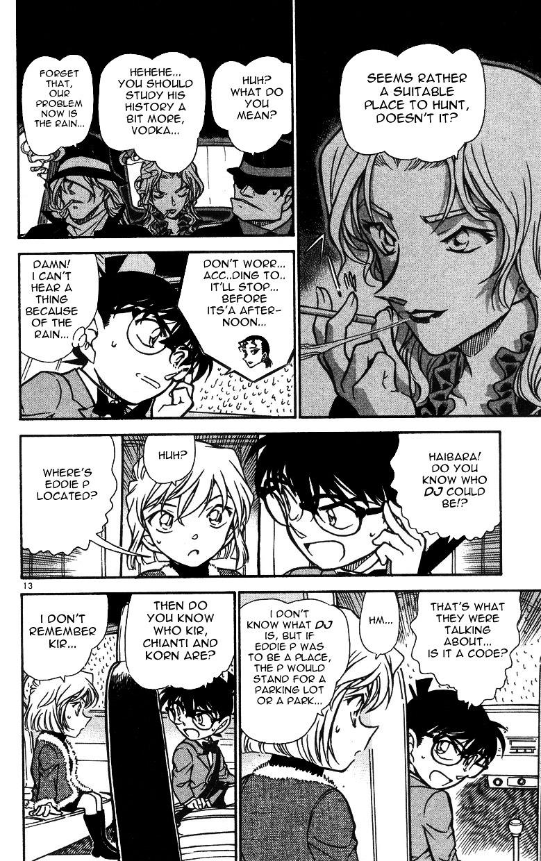 Detective Conan Chapter 500  Online Free Manga Read Image 12
