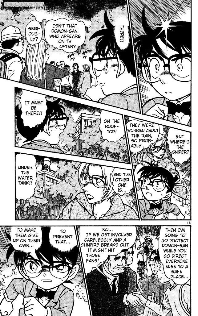 Detective Conan Chapter 501  Online Free Manga Read Image 15