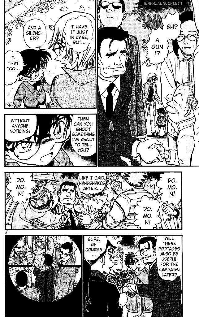 Detective Conan Chapter 502  Online Free Manga Read Image 2