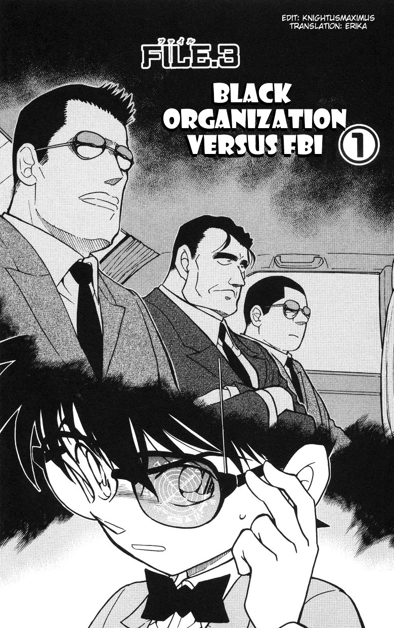 Detective Conan Chapter 503  Online Free Manga Read Image 1
