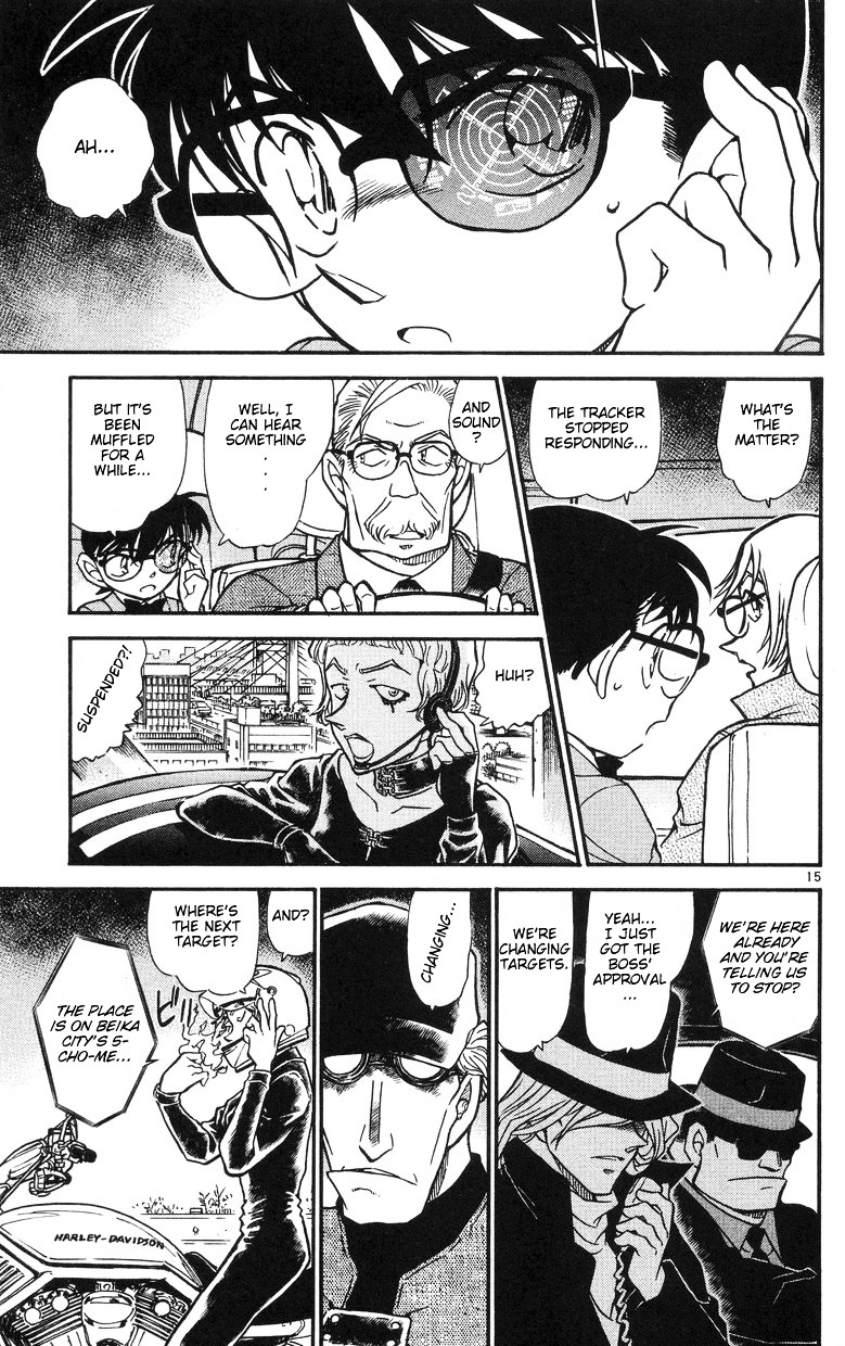 Detective Conan Chapter 503  Online Free Manga Read Image 15