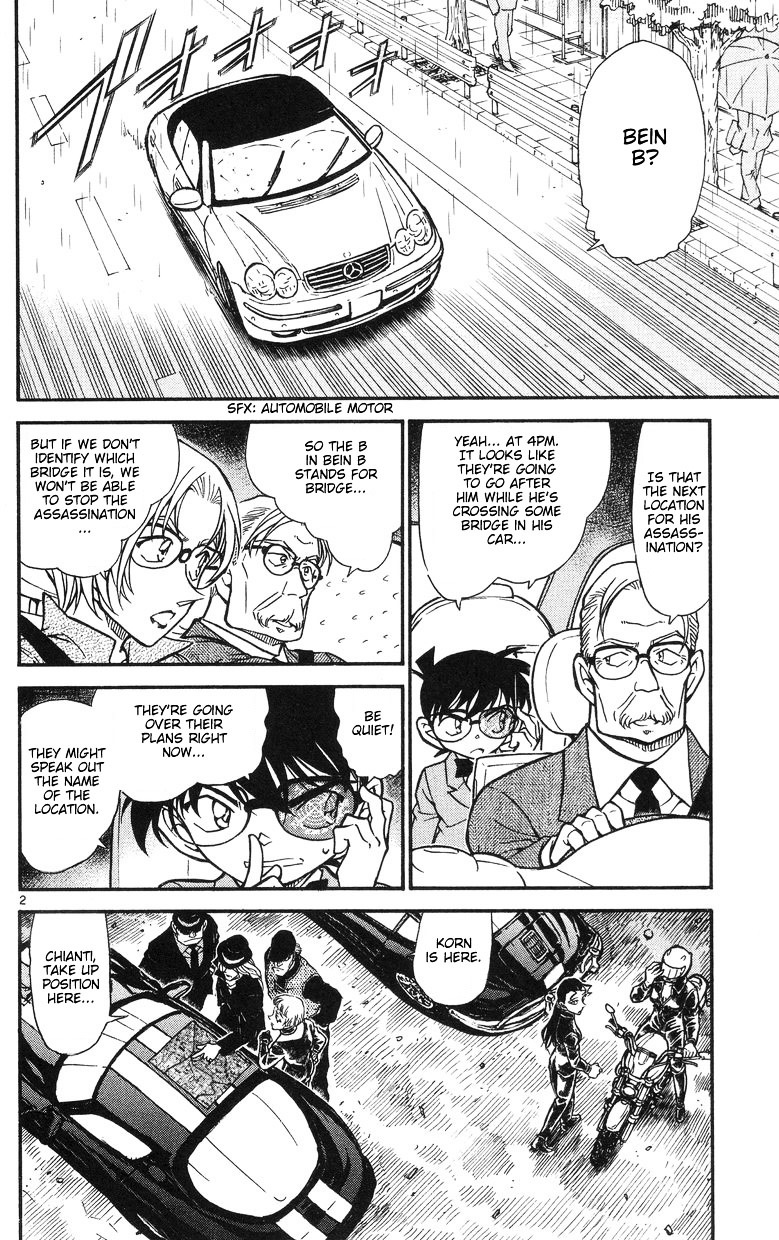 Detective Conan Chapter 503  Online Free Manga Read Image 2