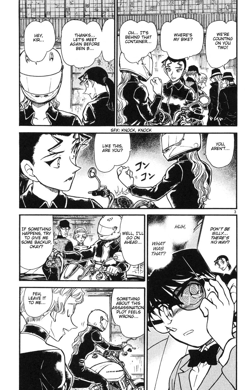 Detective Conan Chapter 503  Online Free Manga Read Image 3