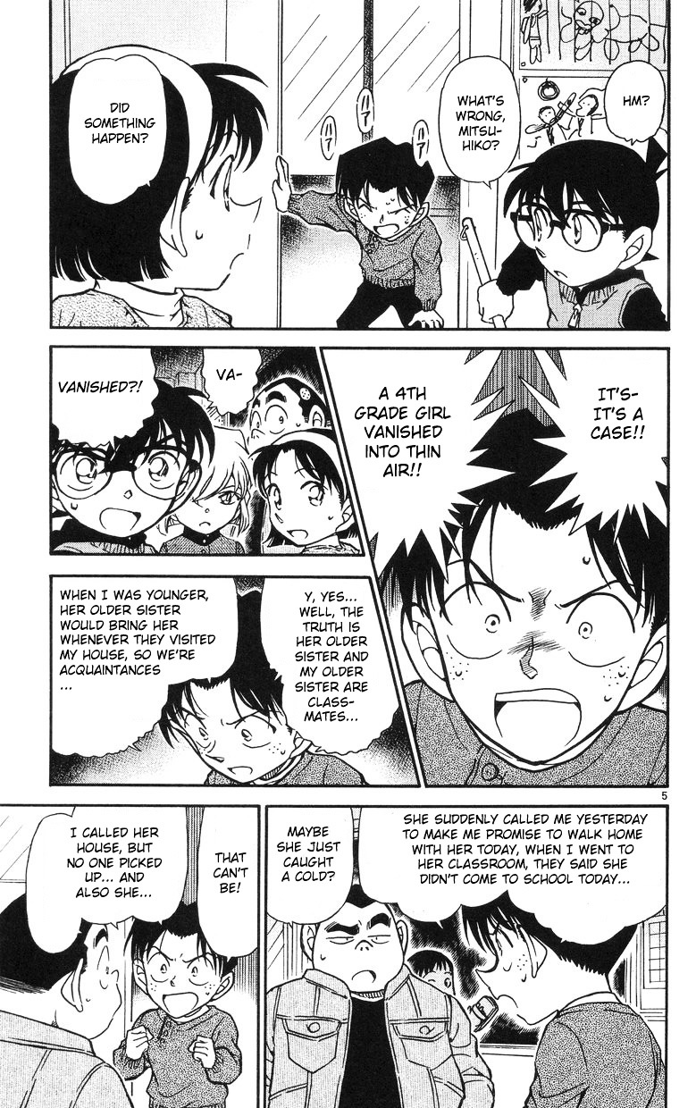 Detective Conan Chapter 505  Online Free Manga Read Image 5