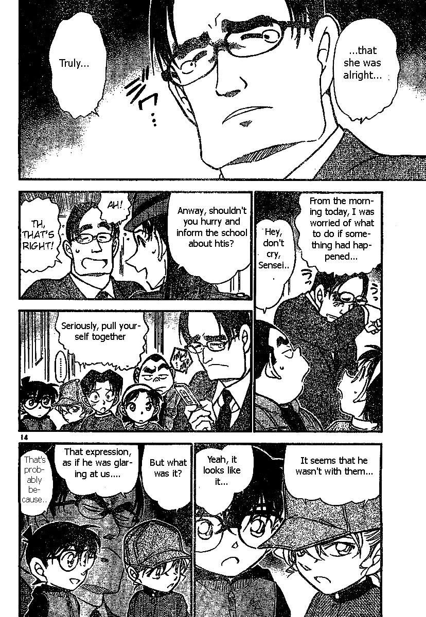 Detective Conan Chapter 507  Online Free Manga Read Image 14