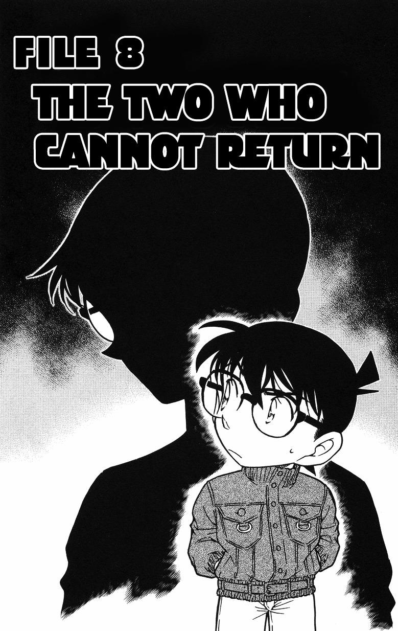 Detective Conan Chapter 508  Online Free Manga Read Image 1
