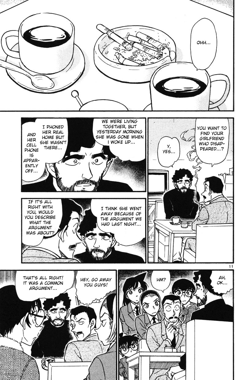 Detective Conan Chapter 508  Online Free Manga Read Image 11