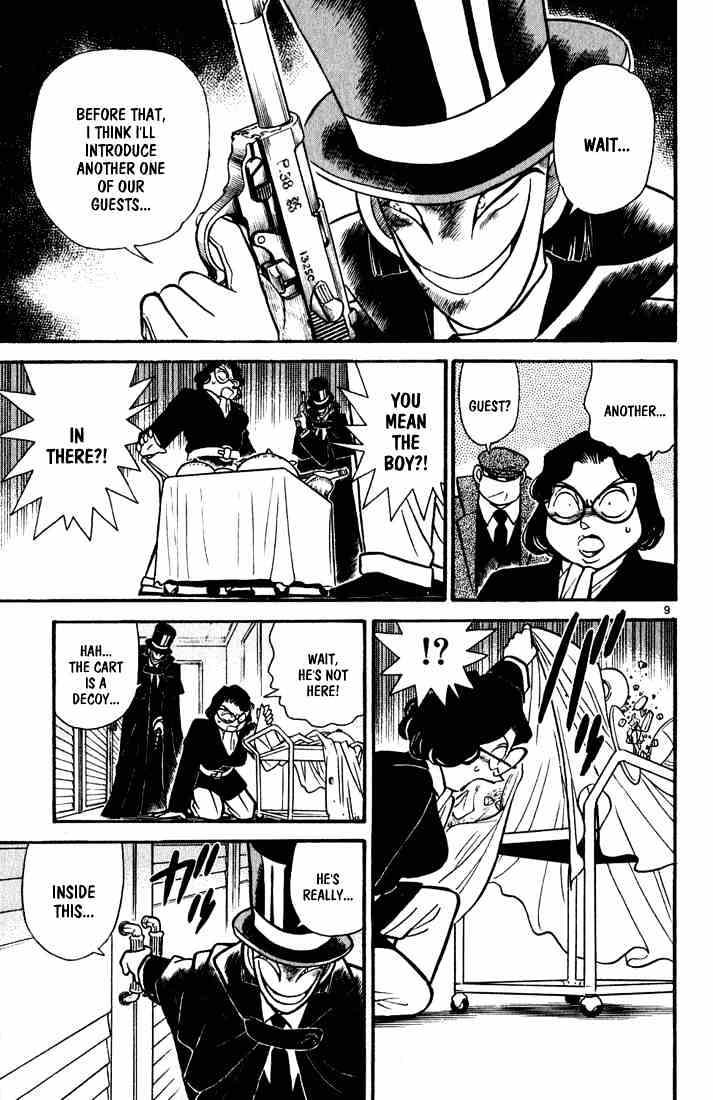 Detective Conan Chapter 51  Online Free Manga Read Image 11