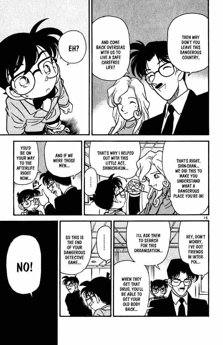 Detective Conan Chapter 51  Online Free Manga Read Image 17