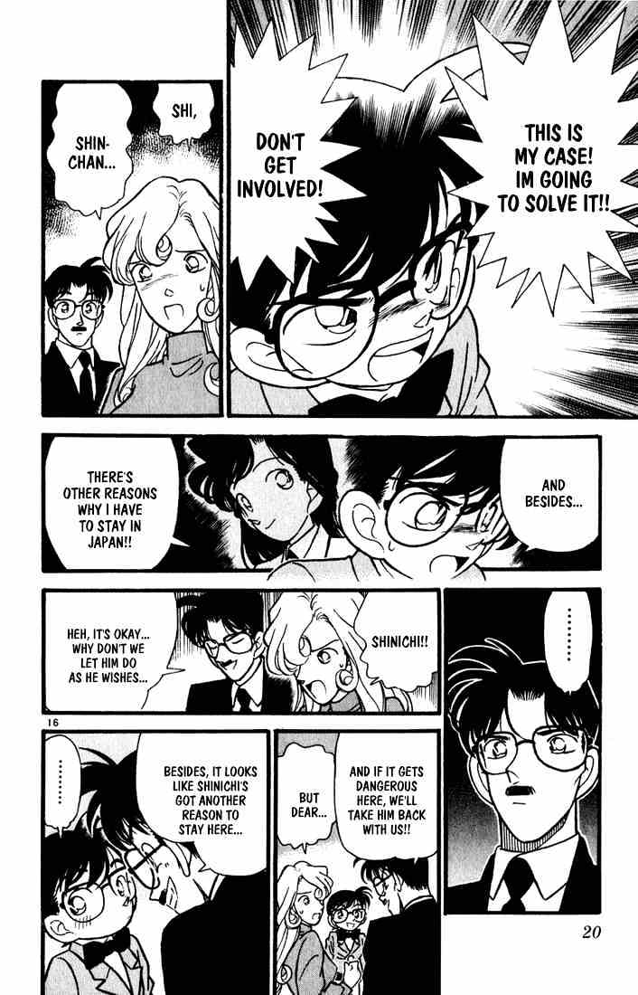 Detective Conan Chapter 51  Online Free Manga Read Image 18