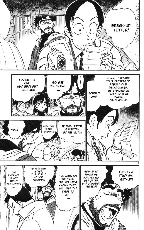 Detective Conan Chapter 510  Online Free Manga Read Image 11