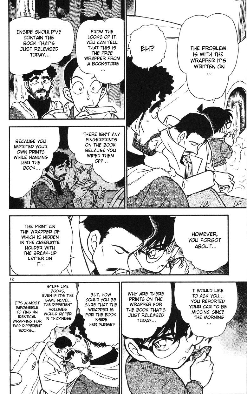 Detective Conan Chapter 510  Online Free Manga Read Image 12
