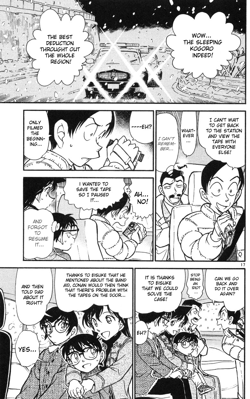 Detective Conan Chapter 510  Online Free Manga Read Image 17