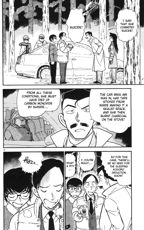 Detective Conan Chapter 510  Online Free Manga Read Image 2