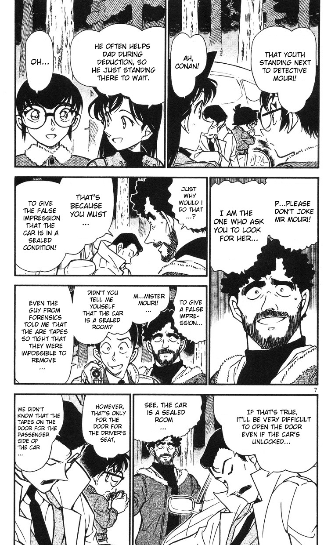 Detective Conan Chapter 510  Online Free Manga Read Image 7
