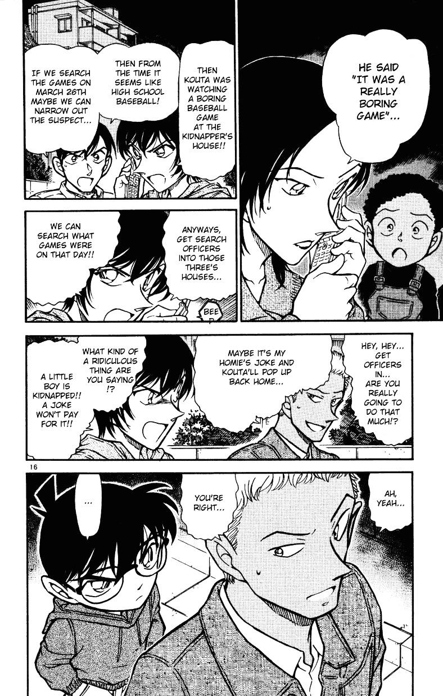 Detective Conan Chapter 512  Online Free Manga Read Image 16