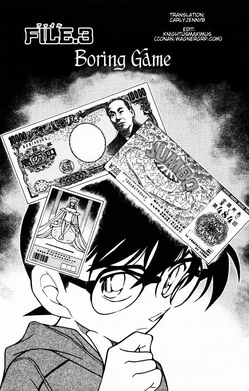 Detective Conan Chapter 513  Online Free Manga Read Image 1