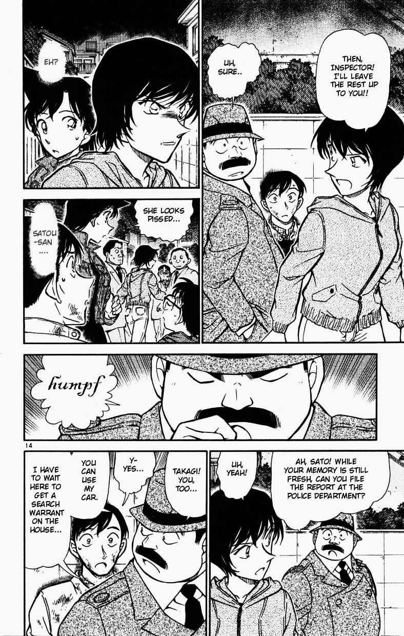 Detective Conan Chapter 514  Online Free Manga Read Image 14