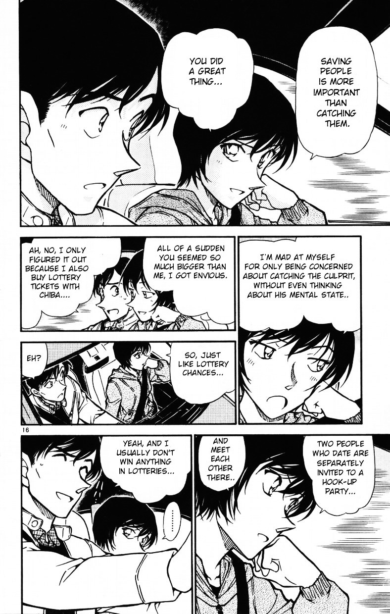Detective Conan Chapter 514  Online Free Manga Read Image 16