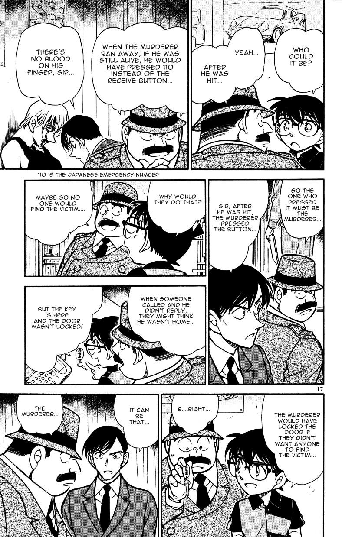 Detective Conan Chapter 515  Online Free Manga Read Image 17