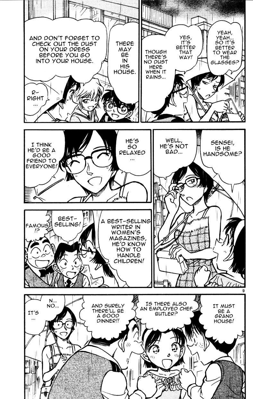 Detective Conan Chapter 515  Online Free Manga Read Image 9