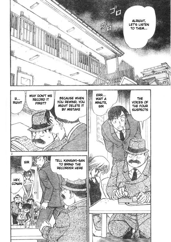 Detective Conan Chapter 516  Online Free Manga Read Image 2