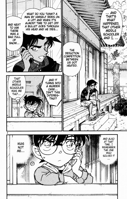 Detective Conan Chapter 519  Online Free Manga Read Image 2