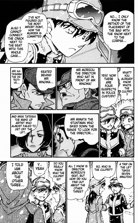 Detective Conan Chapter 521  Online Free Manga Read Image 13