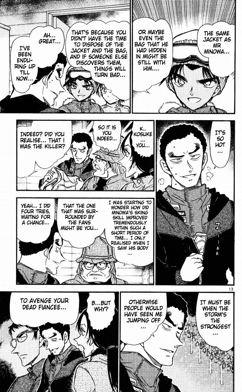 Detective Conan Chapter 522  Online Free Manga Read Image 13