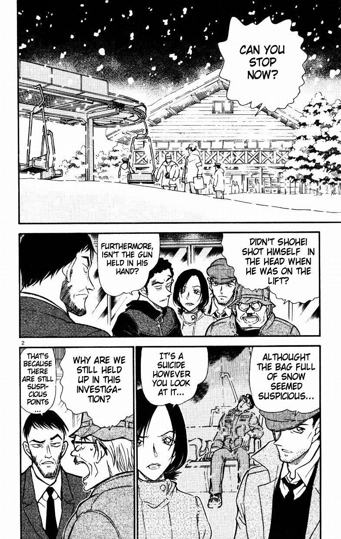 Detective Conan Chapter 522  Online Free Manga Read Image 2
