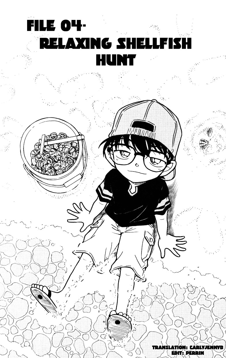 Detective Conan Chapter 525  Online Free Manga Read Image 1