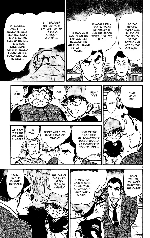 Detective Conan Chapter 527  Online Free Manga Read Image 13