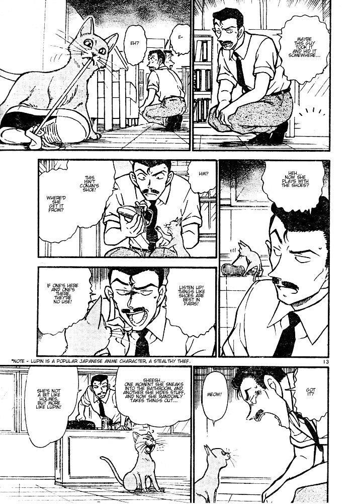 Detective Conan Chapter 528  Online Free Manga Read Image 13