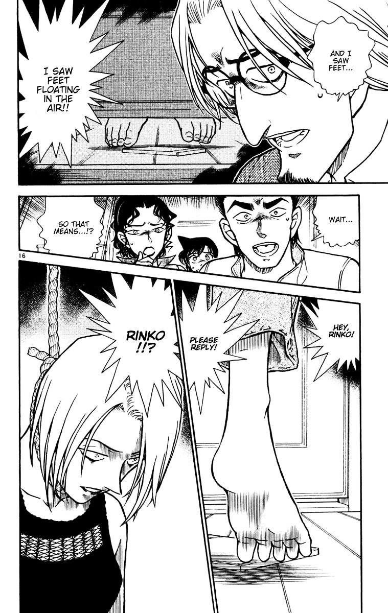 Detective Conan Chapter 530  Online Free Manga Read Image 16