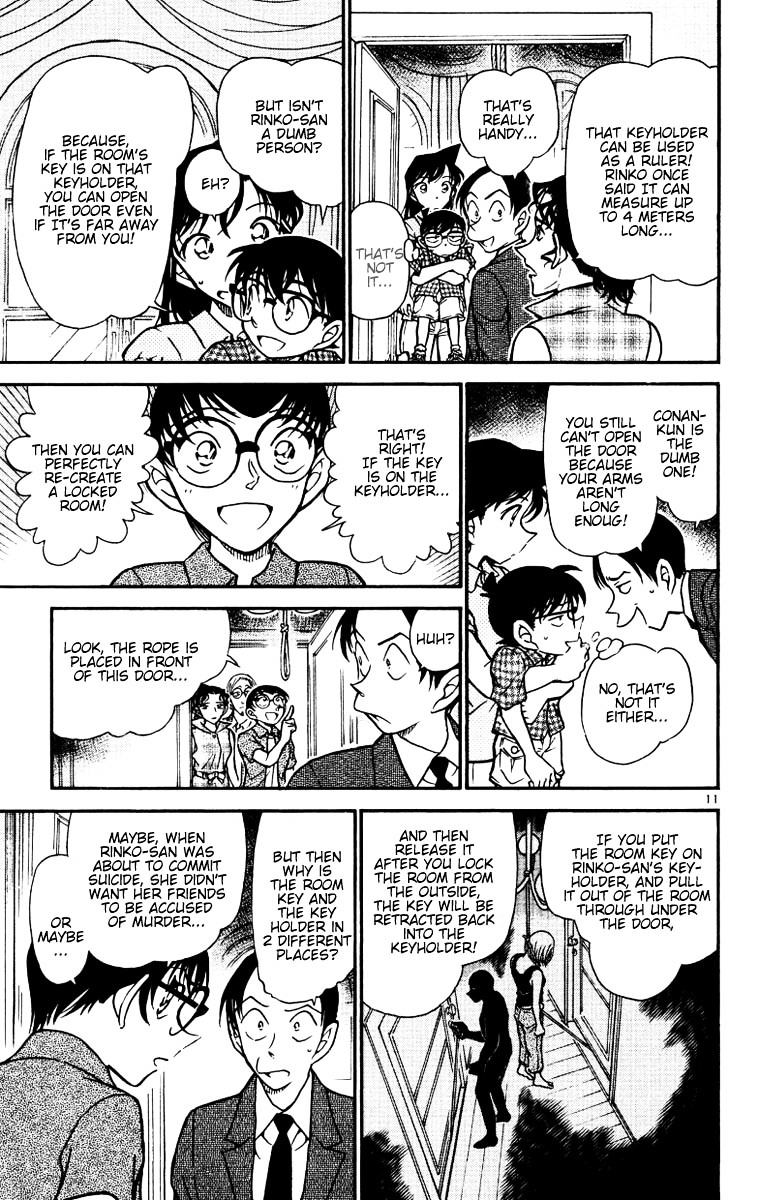 Detective Conan Chapter 531  Online Free Manga Read Image 11