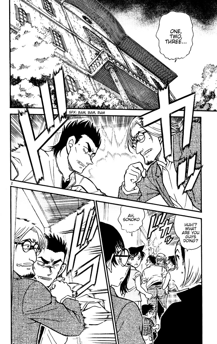 Detective Conan Chapter 531  Online Free Manga Read Image 2